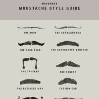 Movember Style Guide