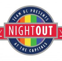 Team DC Presents Night Out At The Capitals